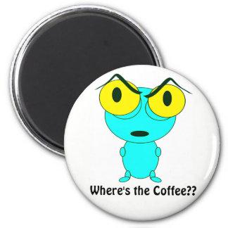 Aimant Là où est le café, la bande dessinée étrangère