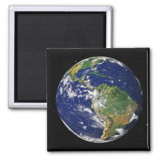 Aimant La pleine terre montrant l'Amérique du Sud 2