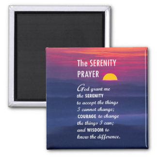 Aimant La prière 2 de sérénité