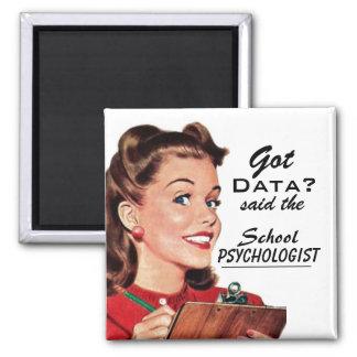 """Aimant La psychologie drôle d'école """"a obtenu des données"""