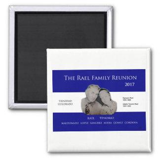 Aimant La Réunion de famille de Rael