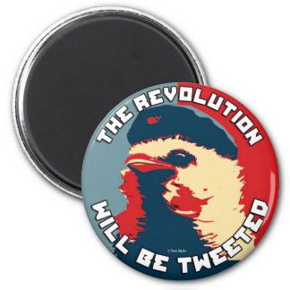 Aimant La révolution sera gazouillée