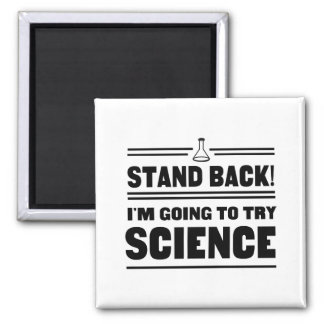 Aimant La Science de essai