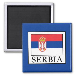 Aimant La Serbie