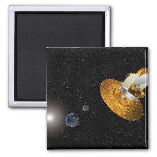 Aimant La sonde d'anisotropie de micro-onde de Wilkinson