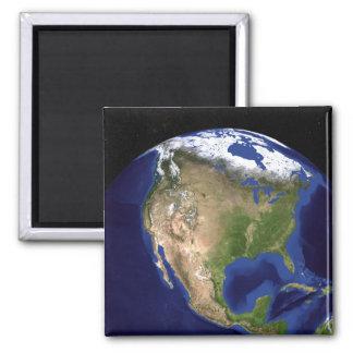 Aimant La terre de marbre bleue 4 de prochaine génération