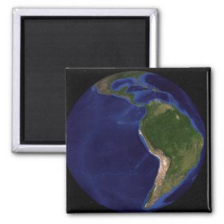 Aimant La terre de marbre bleue 8 de prochaine génération
