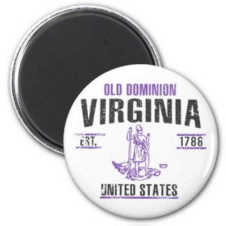 Aimant La Virginie