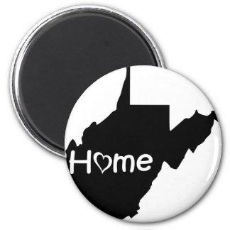 Aimant La Virginie Occidentale