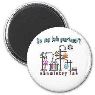Aimant Laboratoire de chimie