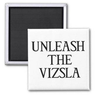 Aimant LÂCHEZ le VIZSLA (les gros caractères)