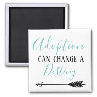 Aimant L'adoption peut changer un destin - adoptez