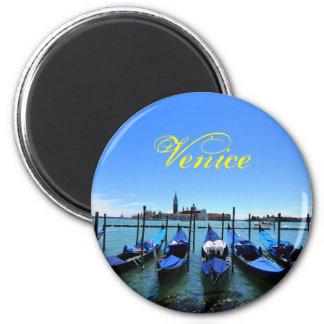 Aimant Lagune bleue à Venise, Italie