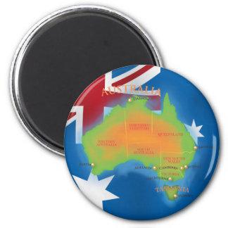 Aimant L'Australie