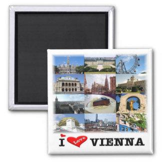 Aimant * L'Autriche - à la Vienne
