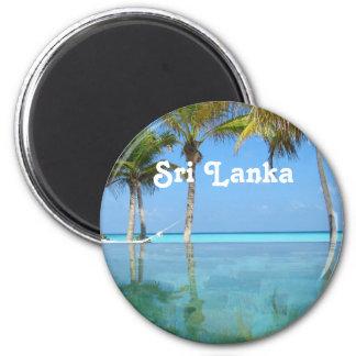 Aimant Le beau Sri Lanka