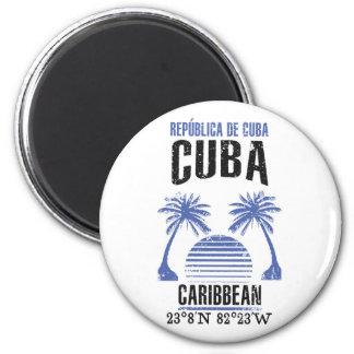 Aimant Le Cuba