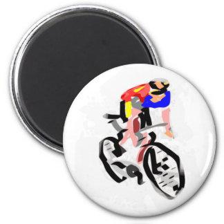 Aimant Le cycliste 30122017 01
