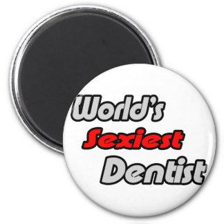 Aimant Le dentiste le plus sexy du monde