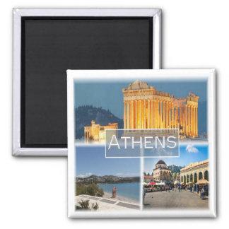 Aimant Le GR * La Grèce - Athènes