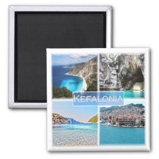 Aimant Le GR * La Grèce - le Kefalonia