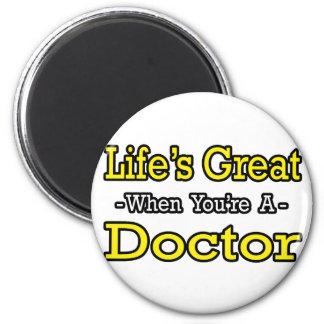 Aimant Le grand… docteur de la vie