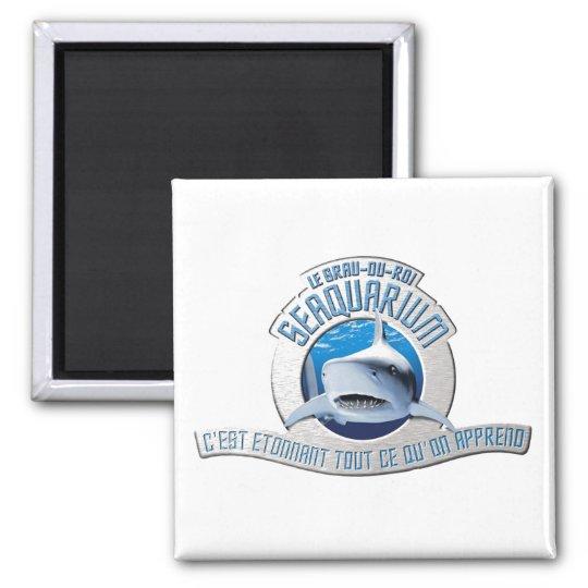 Aimant Le Grau du Roi : seaquarium -