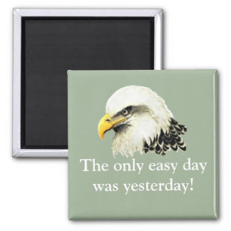 Aimant Le jour facile était hier les Etats-Unis Eagle
