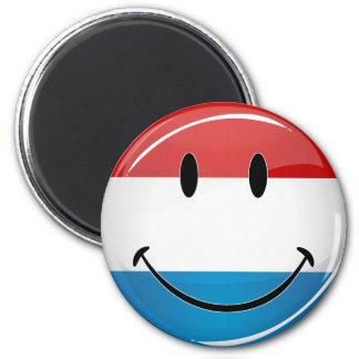 Aimant Le Luxembourg de sourire diminuent