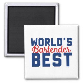 Aimant Le meilleur barman du monde