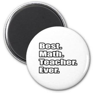 Aimant Le meilleur professeur de maths jamais