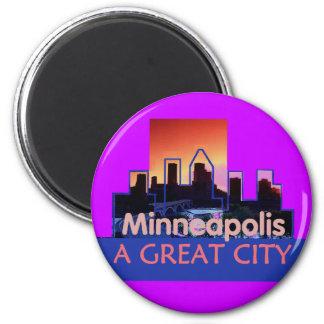 Aimant Le Minnesota