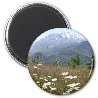 Aimant Le Mont Saint Helens