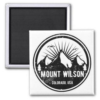Aimant Le Mont Wilson