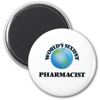 Aimant Le pharmacien le plus sexy du monde