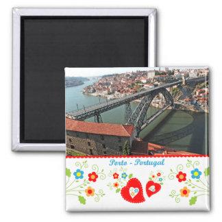 Aimant Le Portugal en photos - pont en fer