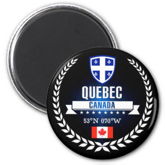 Aimant Le Québec