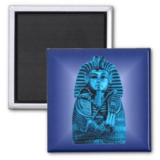 Aimant Le Roi bleu Tut #2