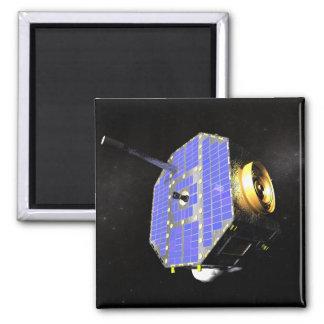 Aimant Le satellite interstellaire d'explorateur de