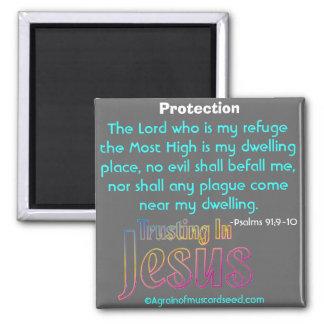 Aimant Le seigneur est mes citations de bible de refuge