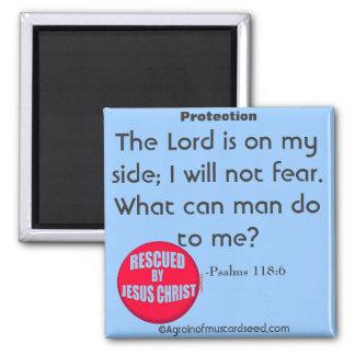 Aimant Le seigneur est sur ma citation latérale de bible