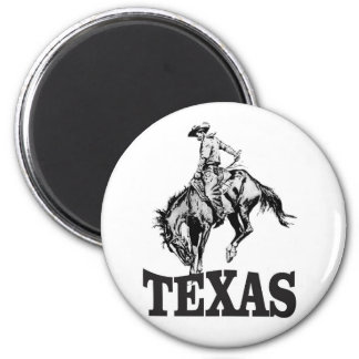 Aimant Le Texas noir