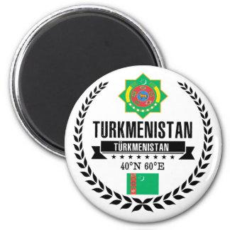 Aimant Le Turkménistan