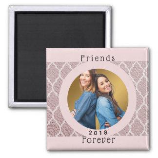 Aimant Les amis personnalisés par photo faite sur