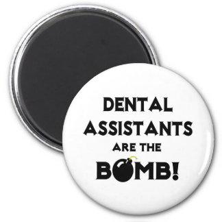 Aimant Les assistants dentaires sont la bombe !