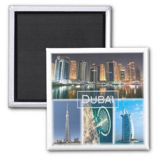 Aimant Les EA * Les Emirats Arabes Unis - Dubaï EAU