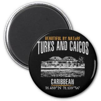 Aimant Les Îles Turques et Caïques