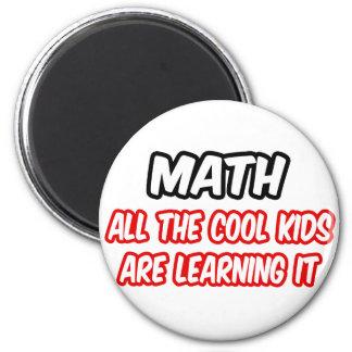 Aimant Les maths… tous les enfants frais l'apprennent