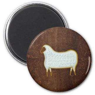 Aimant Les moutons 2009