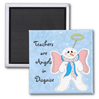 Aimant Les professeurs roses sont des anges